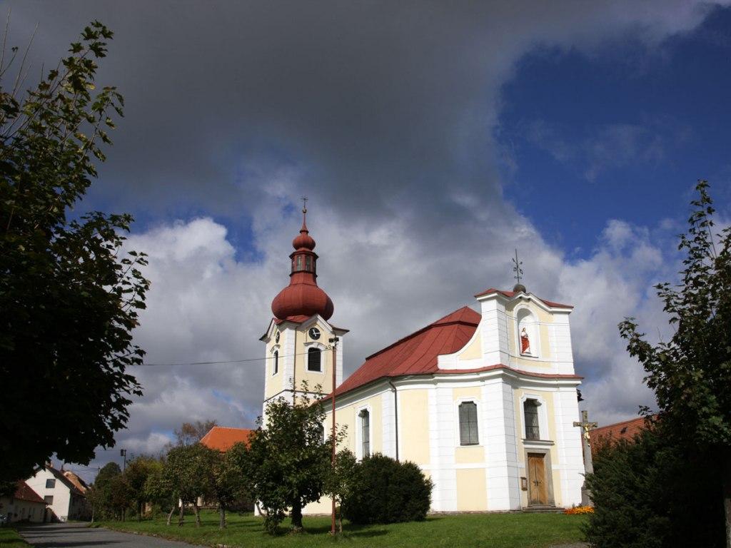 Kostely Kostel sv. Petra a Pavla